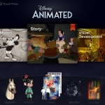 Disney Interactive Puts the Magic of Animation at Your Fingertips with Disney Animated App