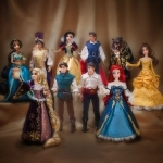 Disney Consumer Products Unveiled New Items Including Fairytale Designer Doll Collection at D23 Expo