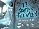 ABC Family Announces 15th Annual '13 Nights of Halloween' Programming Event