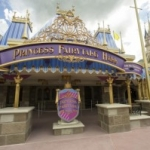 Princess Fairytale Hall Opens Today in Magic Kingdom's New Fantasyland