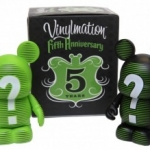 Vinylmation Celebrates Fifth Anniversary with Special Limited Edition Figures
