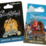 New Pins Arriving at Walt Disney World and Disneyland Resorts for 2014