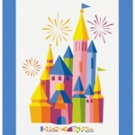 Final Limited Time Magic Surprise Features Merchandise with New 2014 Disney Parks Artwork