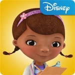 Disney Junior Launches 'Doc McStuffins: Time For Your Check Up!' App for Android Devices