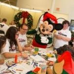 Disney VoluntEARS Spread Holiday Cheer with 36,000 Toys for Kids in Central Florida