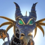 Maleficent to Join the Magic Kingdom's 'Festival of Fantasy Parade' when it Debuts this spring