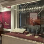 Epcot Expanding Kinsey Collection at The American Adventure Pavilion