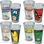 Marvel Launches New Lines of Drinkware Products Featuring Top Super Heroes