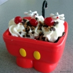 New Mickey Mouse Kitchen Sink Sundae Available at Two Locations in Walt Disney World Resort