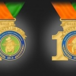 All New Medals to be awarded for All Races for the 2015 Walt Disney World Marathon Weekend