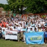 Disney VoluntEARS Build a new Playground for Kids in Central Florida