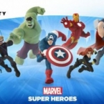 Marvel Super Heroes Assembling for Disney Infinity 2.0 Edition