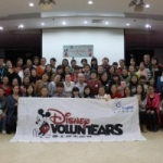 Disney VoluntEARS Give Back to Communities Around the World