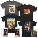 New Merchandise Released for Final Star Wars Weekend
