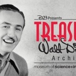 'Treasures of the Walt Disney Archives' Presented by D23 Extends Run in Chicago through January 2015