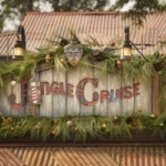 Jungle Cruise in the Magic Kingdom is Once Again Transformed to the Jingle Cruise for the Holidays