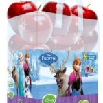 Disney Consumer Products Introduces New Disney-Branded Bagged Apples