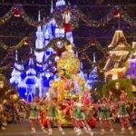 First Mickey's Very Merry Christmas Party of the Season is November 7