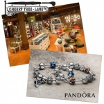 PANDORA Jewelry Trunk Show November 7 and 8 at the Marketplace Co-Op in Downtown Disney