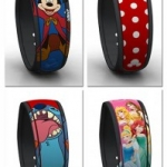 New Retail Magic Bands Debut at the Walt Disney World Resort this Month