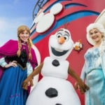 'Frozen' Coming to Disney Cruise Line Ships this Summer