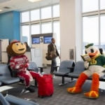 Disney Launches New Ad with Two College Football Mascots