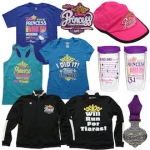Disney Offers Sneak Peek of Merchandise for the 2015 Disney Princess Half Marathon