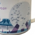 Redesigned Epcot Starbucks 'You Are Here' Mug Back on the Shelves