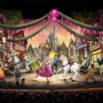 'Tangled: The Musical' to Debut on the Disney Magic in November 2015
