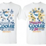 New 'Coolest Summer Ever' T-shirt Debuting at Magic Kingdom's 24-Hour Party this Week