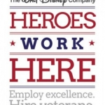 Disney Named a Recipient of 2015 Secretary of Defense Employer Support Freedom Award