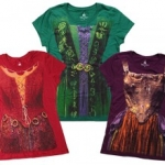 New 'Hocus Pocus'-inspired Tees Available at the Disney Parks Online Store Starting September 21