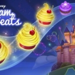 New Puzzle Game, Disney Dream Treats, Available for Download Now