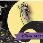 Halloween-Themed Disney Gift Cards Available at the Disney Parks