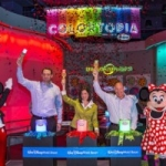 New Colortopia Exhibit Opens in Epcot's Innoventions Pavilion