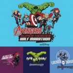 Special Merchandise Debuts for runDisney Avengers Super Heroes Half Marathon Weekend