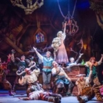 'Tangled: The Musical' Debuts Onboard Disney Cruise Line's Disney Magic