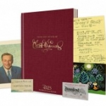 """D23 Gold Members 2016 Gift is """"From the Office of Walt Disney"""""""
