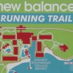New Balance Running Trails Created at the Walt Disney World Resort