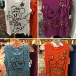 New Women's Apparel Coming to the Disney Parks this Spring