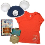 New Merchandise Celebrates 25th Anniversary of Disney Vacation Club