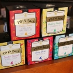 Stephen Twining from Twinings of London Visiting Epcot's United Kingdom Pavilion May 25-29