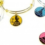 New 'Words Are Powerful' Collection from Alex and Ani Coming to Disney Parks