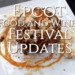 2016 Epcot Food and Wine Festival News: Mix It, Make It, Celebrate It! Schedule Announced