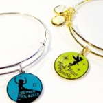 More Alex and Ani 'Words Are Powerful' Bracelets Coming to Disney Parks