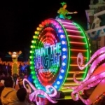 Watch Live Stream of Disneyland's Paint the Night Parade on July 25