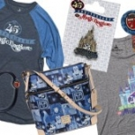 Disney Gives Guests a Sneak Peek at Merchandise for Magic Kingdom's 45th Anniversary