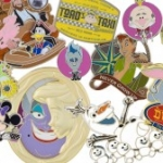 New Disney Pins Arriving at Disney Parks this Fall