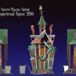 Disney Gives First Look at Haunted Mansion Holiday Gingerbread House