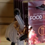 Wearable Disney Gift Cards Available at 2016 Epcot Food and Wine Festival